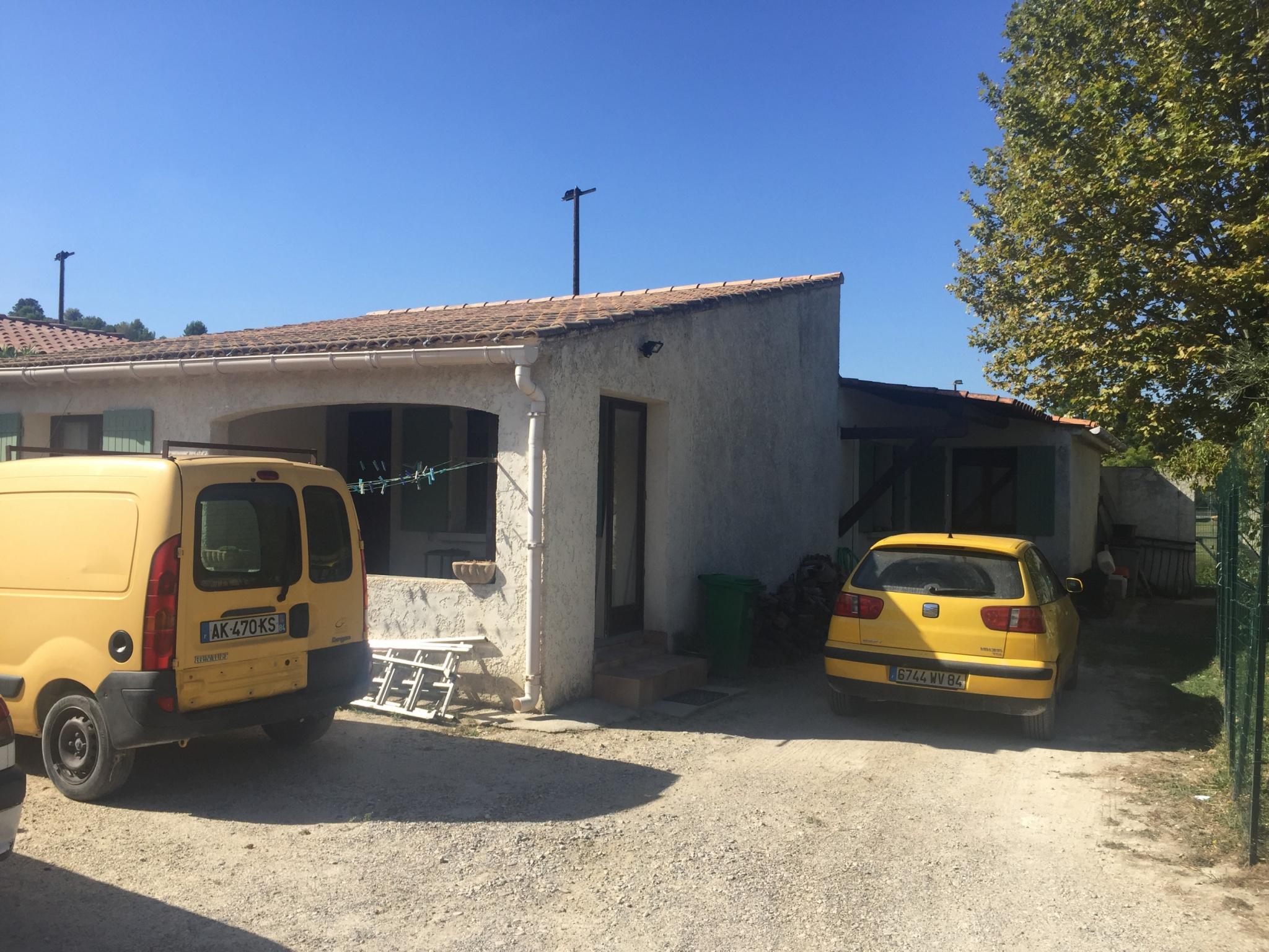 2ème logement indépendant sur le terrain