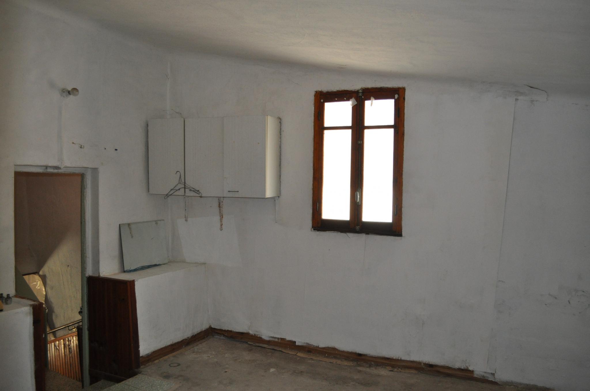 Chambre du 1er étage à rénover