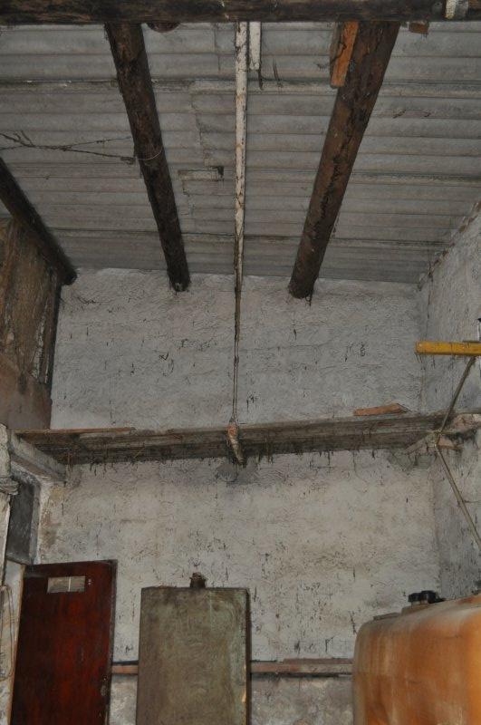 Garage possibilité de créer une mezzanine