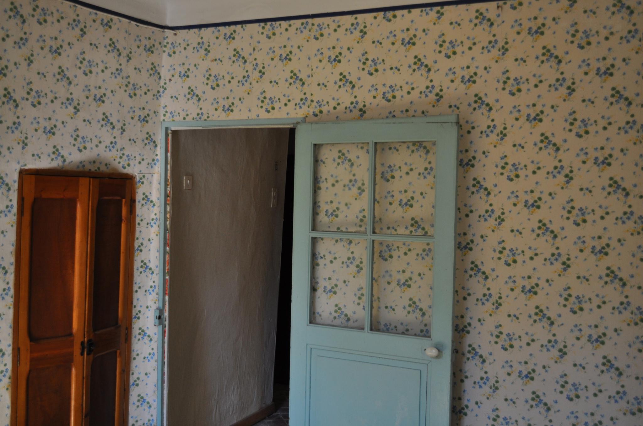 Chambre à rénover1er étage