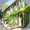 Maisons près de Morières